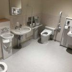みんなのトイレ内部