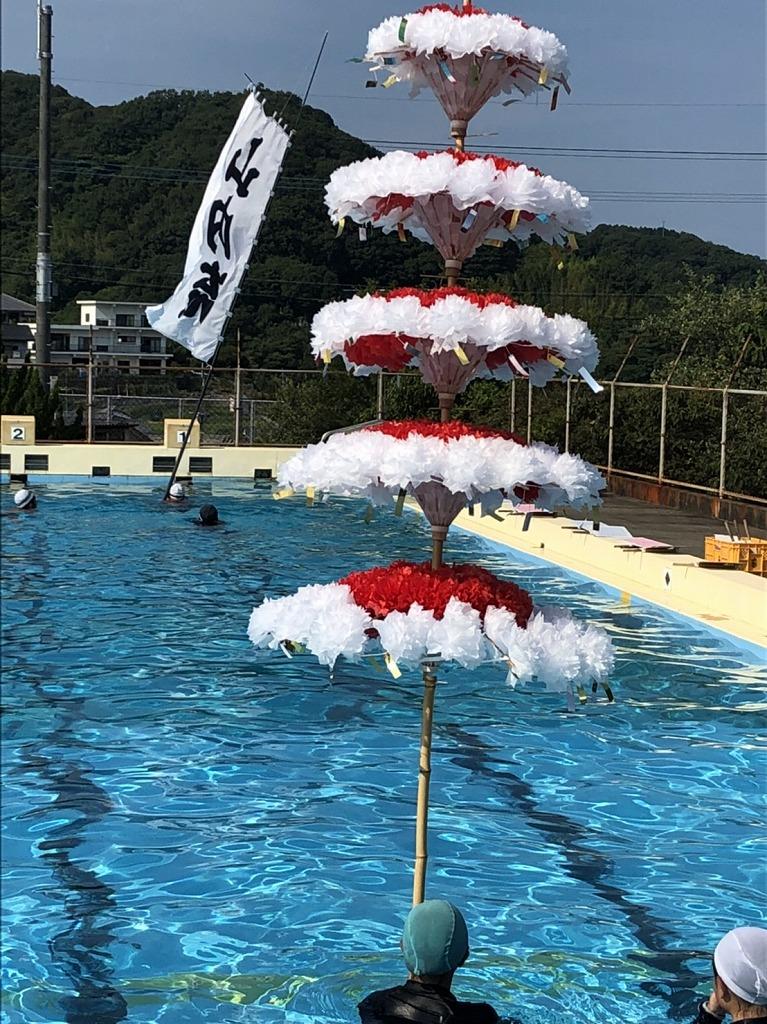 臼杵に200年に渡って継がれる古式泳法「山内流」
